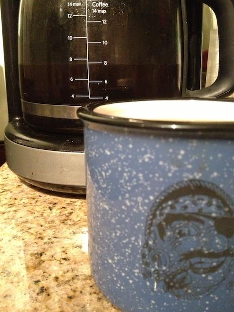 Coffee thief